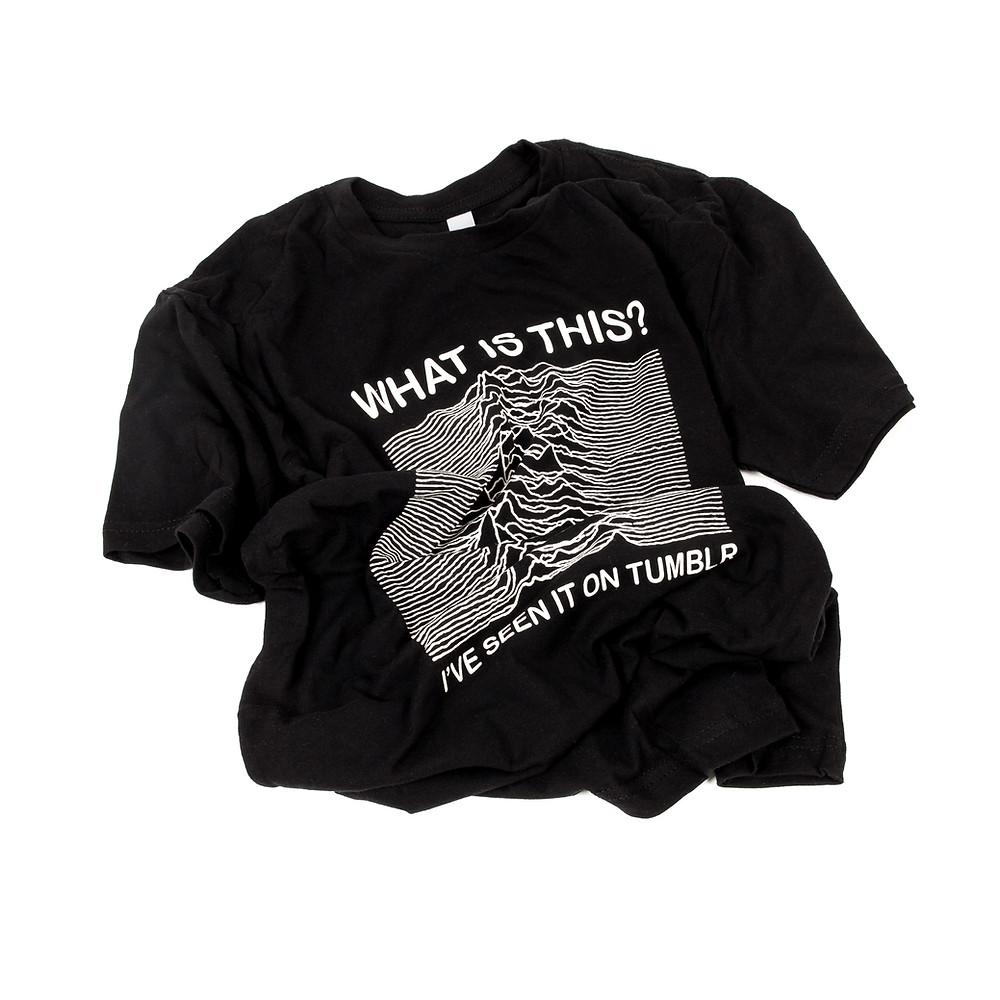 T-shirt by Adam J. Kurtz