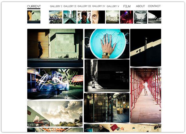 12 Superbes Sites de Photographie Créés Avec Wix
