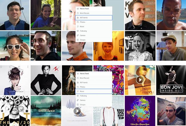 Facebook: un periódico personalizado
