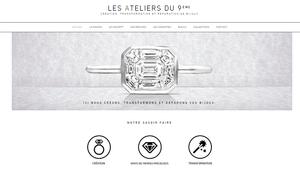 Les Ateliers du 9ème I Création Transformation et Réparation de bijoux