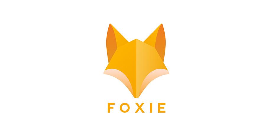 Foxie tech logo