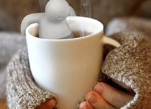 infuseur à thé original pour cadeau de Noël