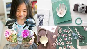 12 idées de cadeaux DIY pour la fête des mères