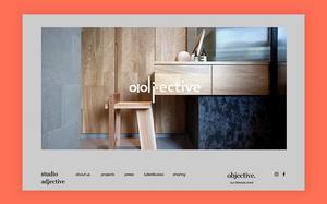 Studio Adjective interior design portfolio