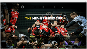 The Hemispheres Cup Wix