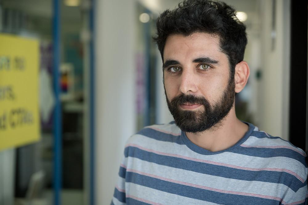 Zachi Masas, Head of Broadcast Studio