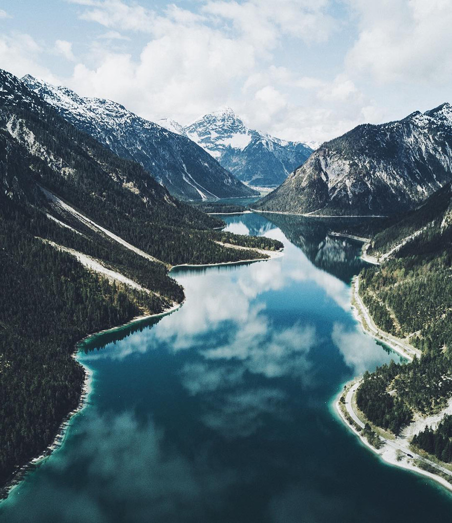 Fotografía de paisaje tomada por Daniel Casson