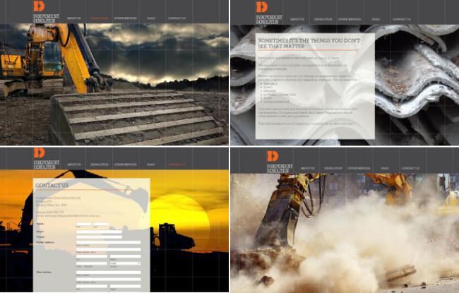 Independent demolition website