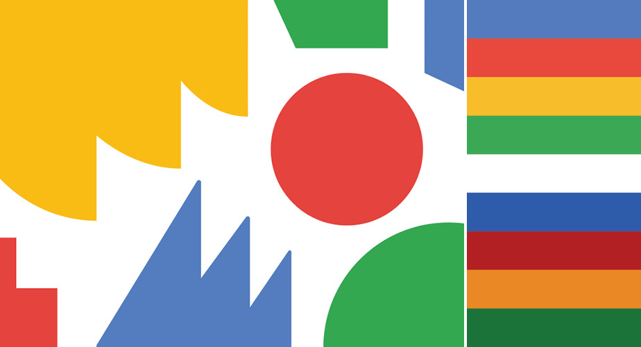Google brand colors