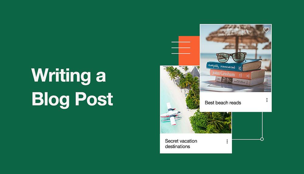 Как написать статью для блога