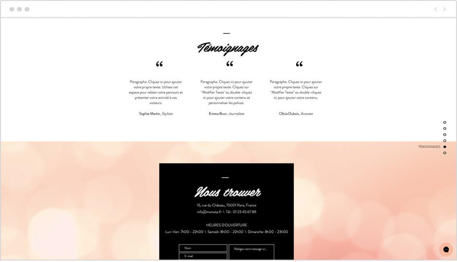 site web de citations