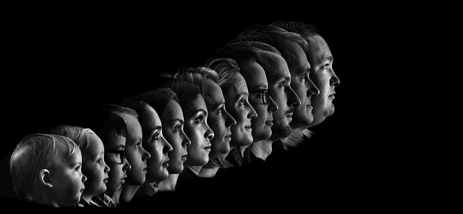 Portrait de famille - sam Auger-forves