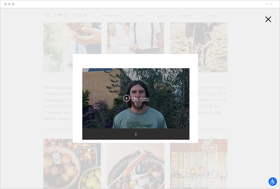 Ejemplo de un testimonio de cliente en una página web