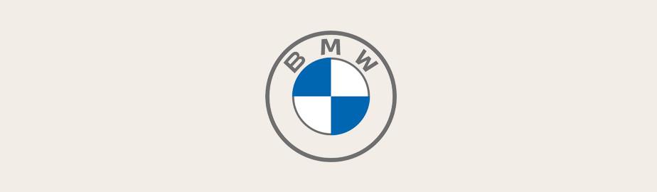 Das BMW Logo als Beispiel für ein modernes Logo