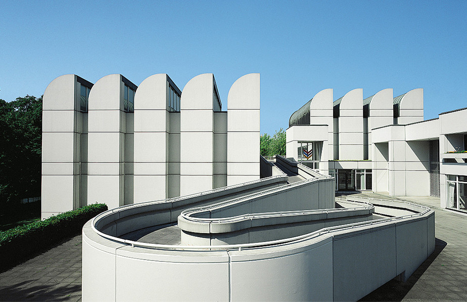 Bauhaus Archive design museum, Germany