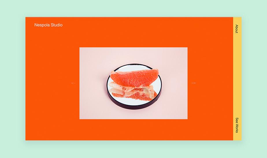 Шаблоны сайта портфолио для творческих профессий: сайт портфолио для креативного директора