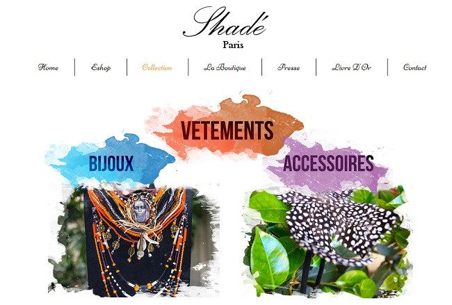 Shadé Paris