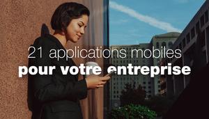 Les meilleures applications pour gérer votre petite entreprise