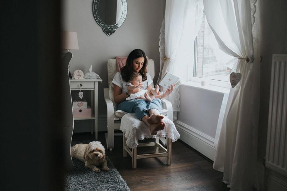 Portrait de famille - Laura Wood