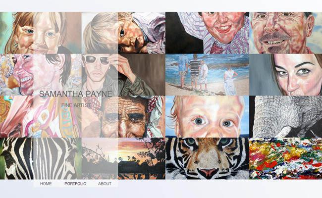 Samantha Payne Painting