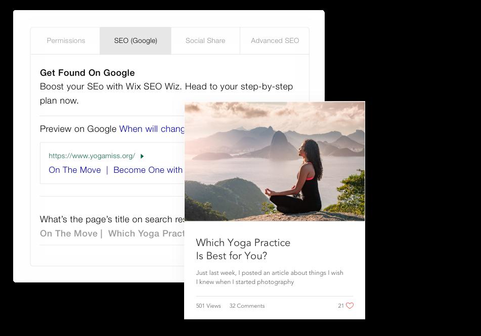 Pozycjonowanie bloga Google i SEO