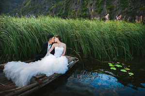 Thai Pham Wix Wedding Photographer Tall Grass