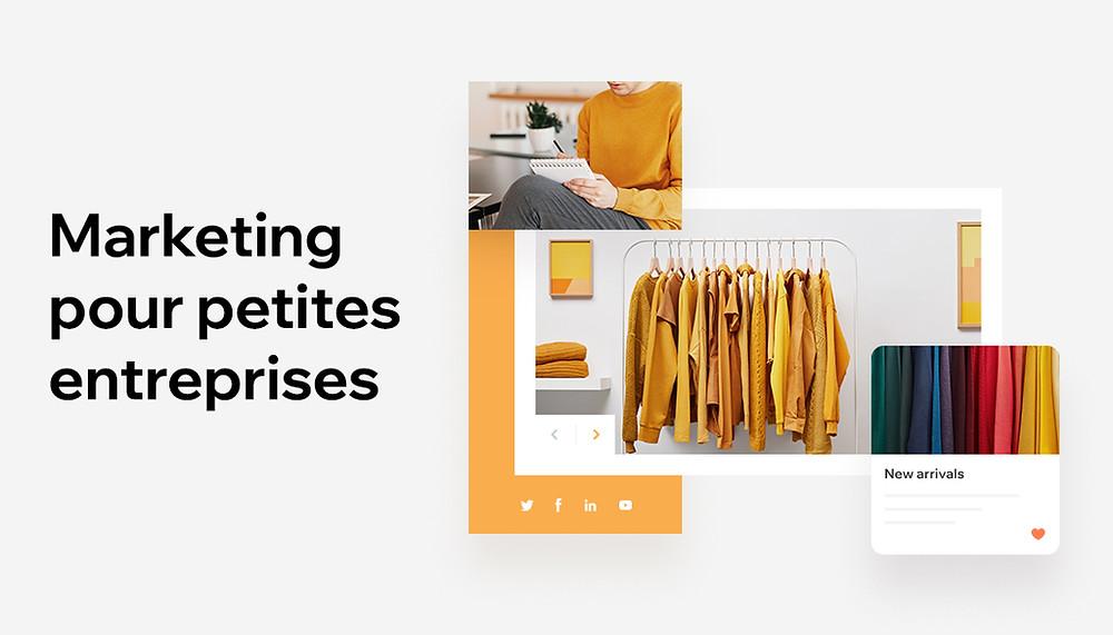Les stratégies marketing pour petites entreprises