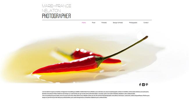 Photographe Culinaire  Photographe décoration