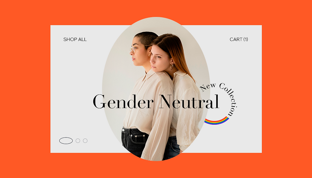 """Capa do artigo """"Mês do Orgulho LGBTQIA+: Design Inclusivo de Sites"""""""