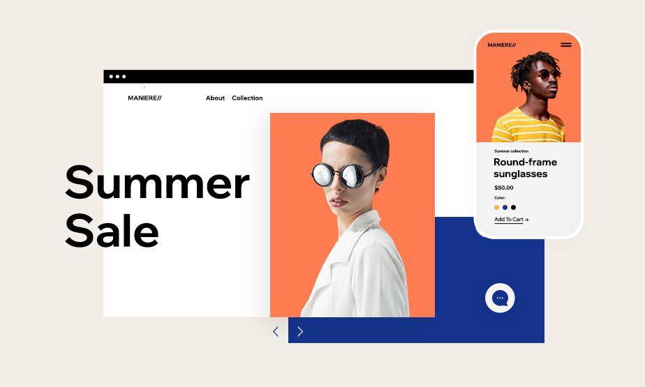 Design del sito su mobile