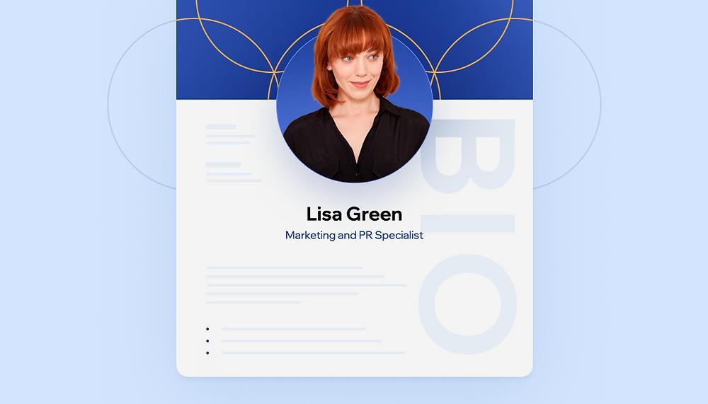 """Capa do artigo """"Como Escrever um Perfil Profissional Para Usar em seu Site, Currículo ou Redes Sociais"""""""