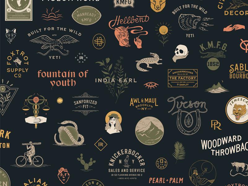 Illustration and lettering design by Ben Kocinski