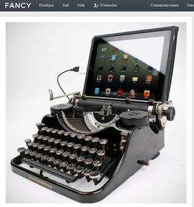 Fancy USB Typewriter