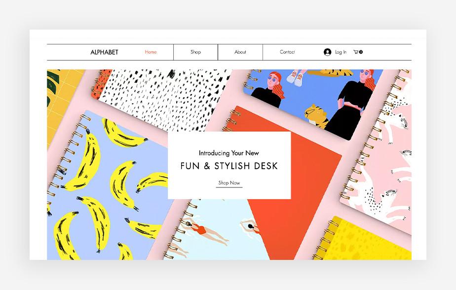 Druk na żądanie – strona internetowa
