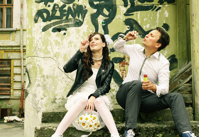 Couple : image Bigstock