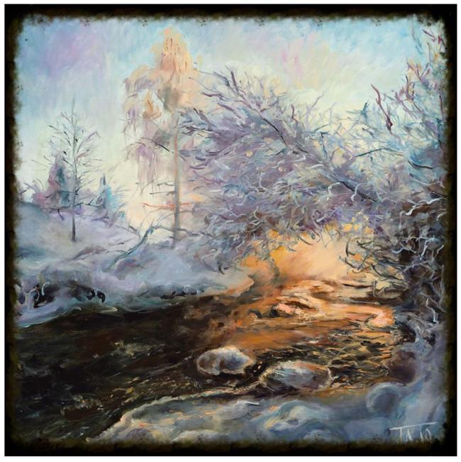 «Зимняя сказка», Татьяна Толмачева