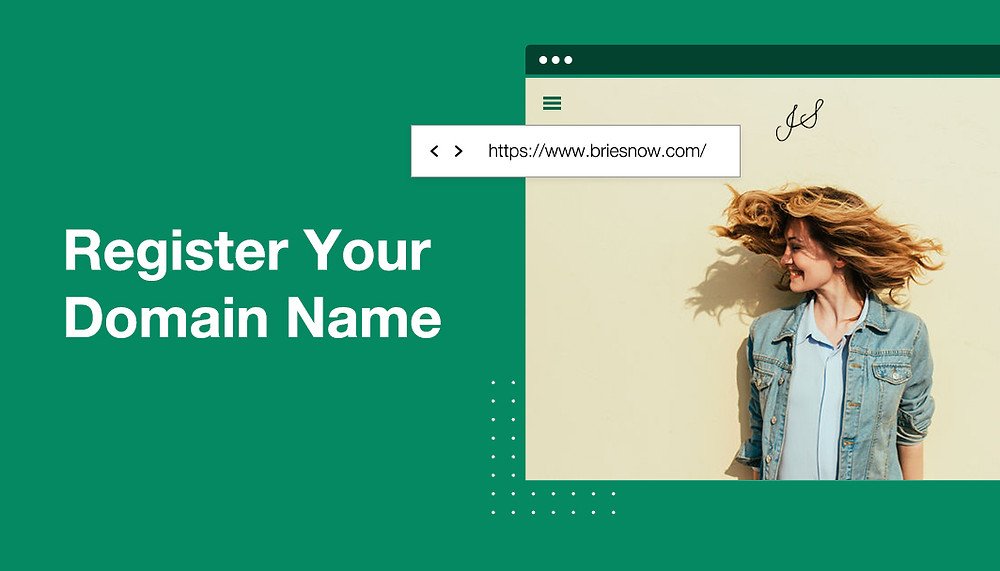 Web sitesi için domain satın alma ve domain tescili