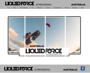 Liquid Force Kiteboarding