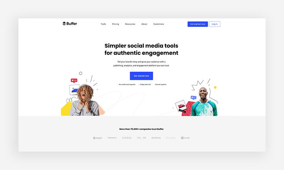 Buffer – platforma do marketingu w social mediach