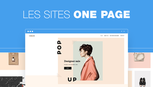 les sites one-page