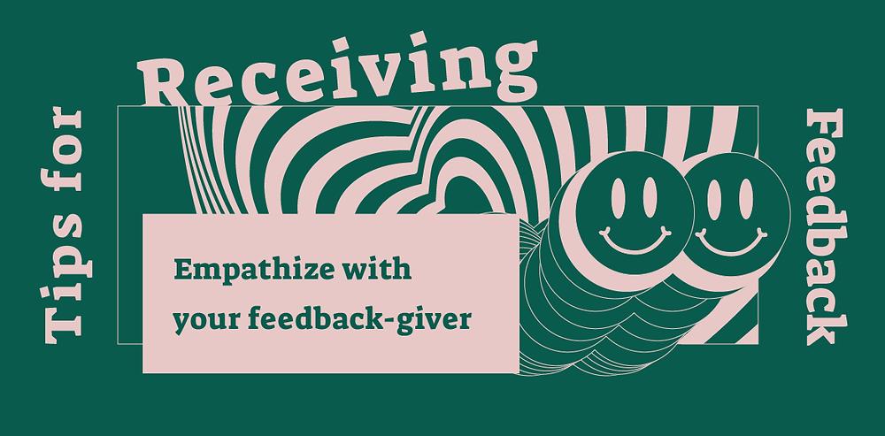 Receiving design feedback