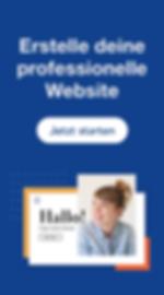 Erstelle eine Website
