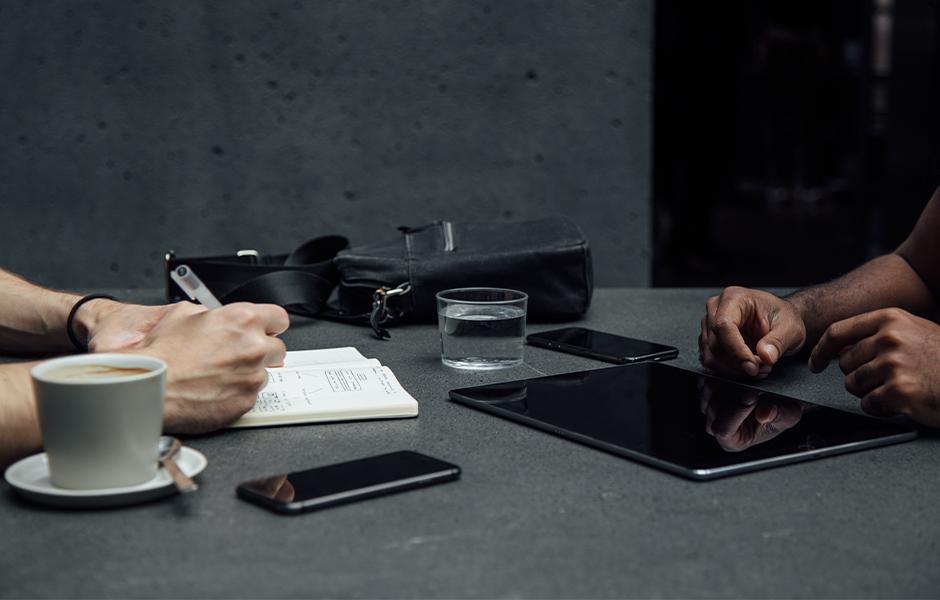 Organiser une réunion efficace : prendre des notes