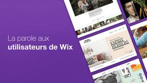 Success story : « J'ai créé mon site Wix il y a 1 an et… »