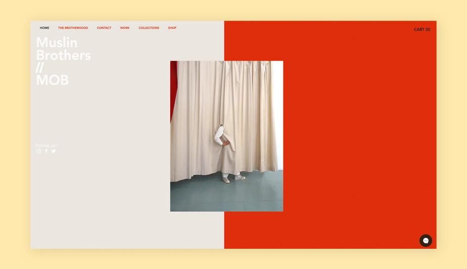 Best website design by Muslin Brothers