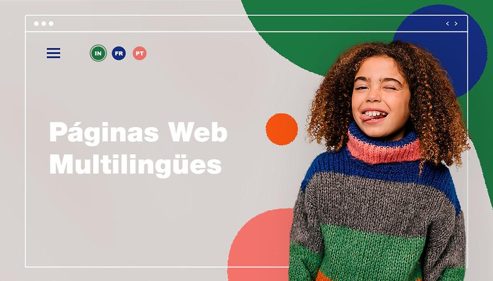 Creando páginas web en diferentes idiomas
