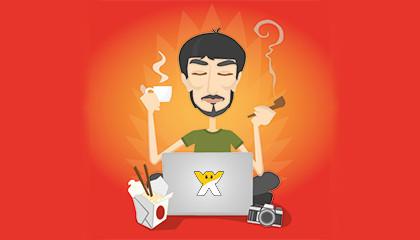 Créez votre portfolio de web designer!