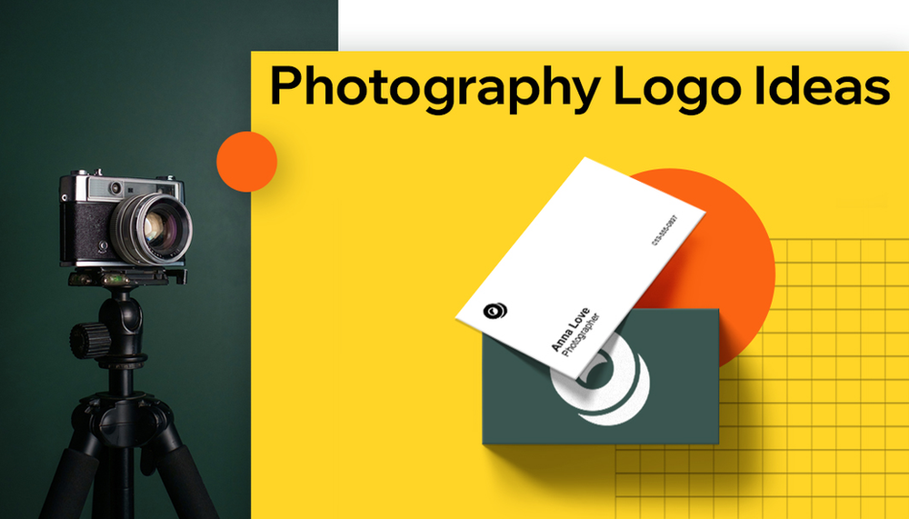 40 Photography Logo Ideas That Will Inspire You To Create Your Own