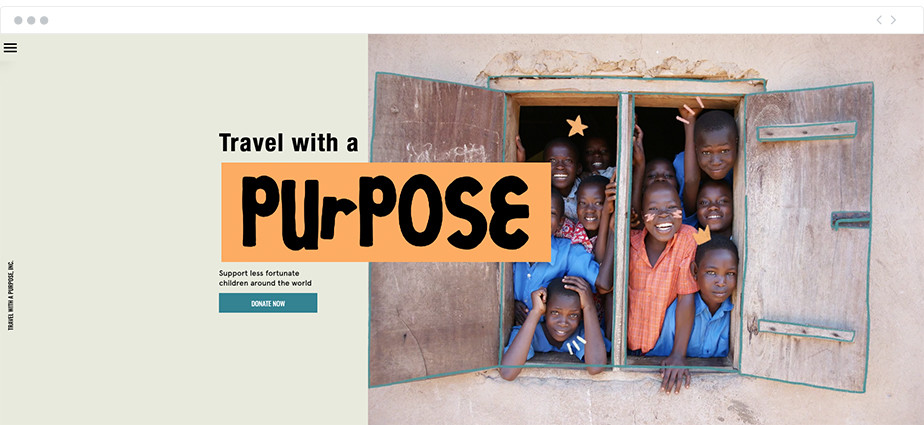 Travel with a Purpose, Inc.