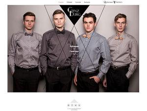 41b303c7203 Ginzburg Club — бутик мужской одежды ...